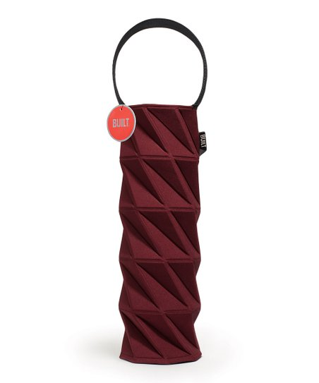 Bordeaux Origami Wine Bottle Tote