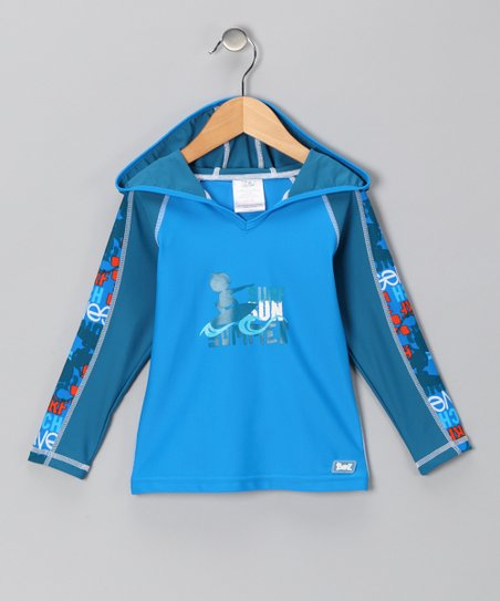 Blue Sun Surf Rashguard - Toddler &amp; Kids
