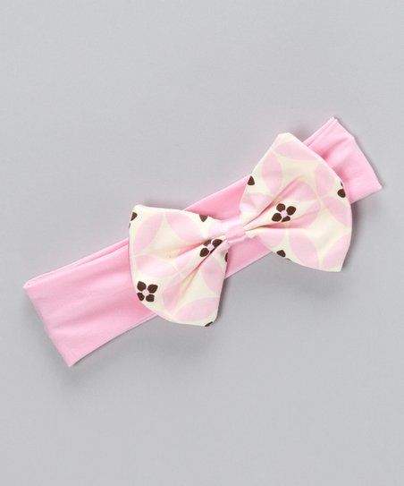 Sugar & Spice Bow Headband