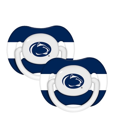 Penn State University Pacifier - Set of Two