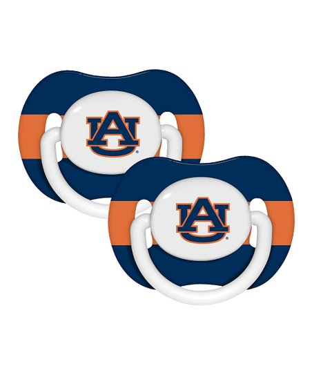 Auburn University Pacifier - Set of Two