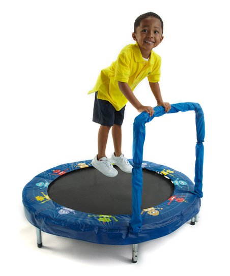 Robot Bouncer Trampoline