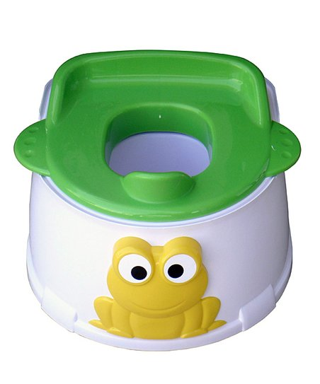 Green Frog Potty
