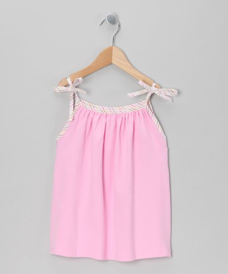 Pink Molly Top - Infant, Toddler & Girls