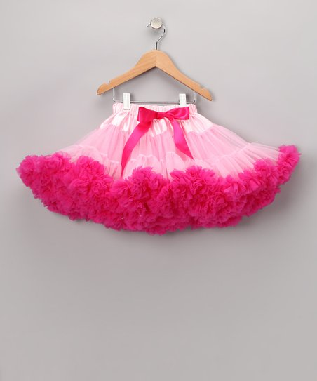 Hot Pink Pettiskirt - Infant, Toddler &amp; Girls