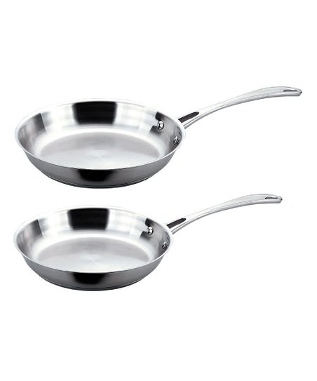 Copper Clad Frying Pan Set