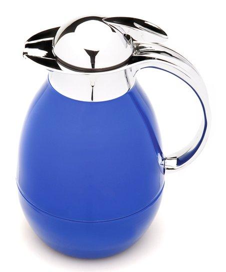 Blue Vacuum Flask
