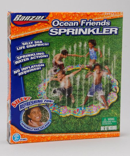 Ocean Friends Sprinkler