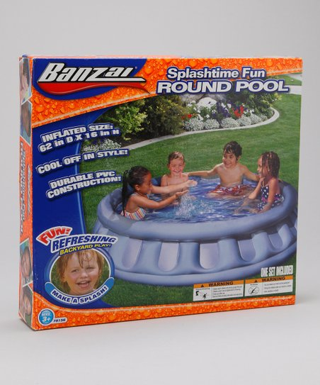 Splashtime Fun Round Pool