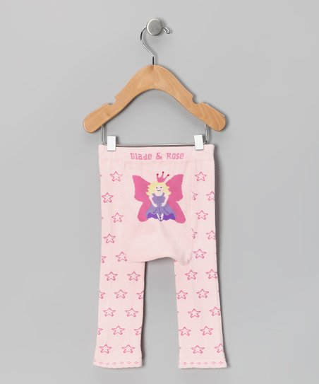 Pink Fairy Leggings - Infant, Toddler & Girls