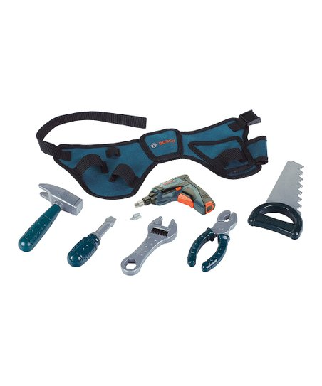 Play Tool Belt Set