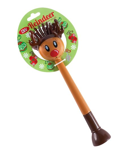 Reindeer Kitchen Brush