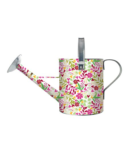 Floral Bright Watering Can