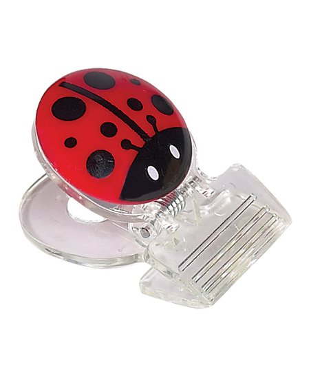 Ladybug Clip - Set of Three