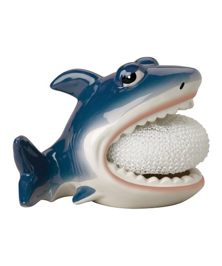 Shark Scrubby & Holder