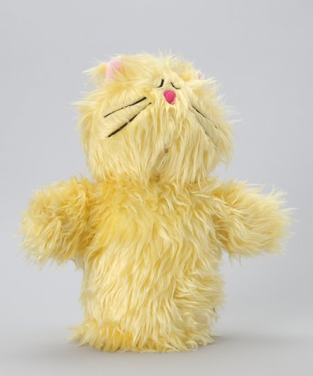 Yellow Cat Golf Head Cover