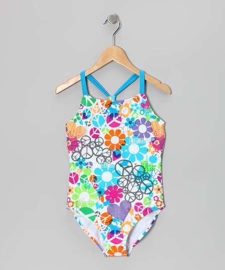 Ocean Peace Party One-Piece