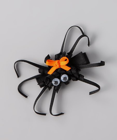 Black Spider Clip
