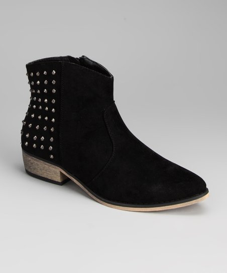 Black Alexis Ankle Boot