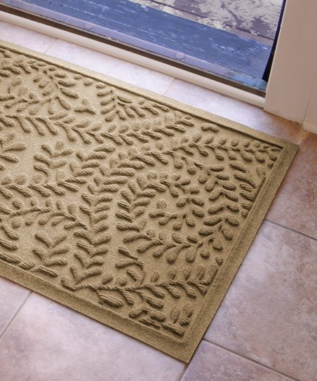 Camel Boxwood Aqua Shield Doormat