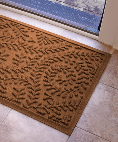 Dark Brown Boxwood Aqua Shield Doormat