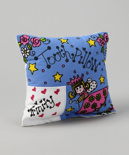 Fairy Personalized Tooth Pillow