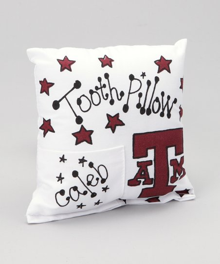 Texas A&M University Personalized Tooth Fairy Pi