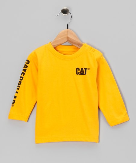 Yellow Banner Tee - Infant