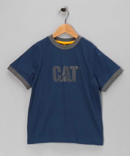 True Blue Logo Tee - Kids