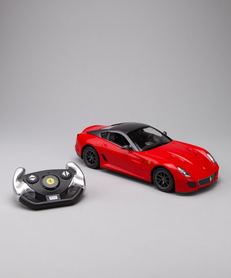 Red Ferrari 599 GTO Remote Control Car
