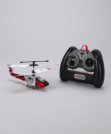 Red Cobra Remote Control Helicopter