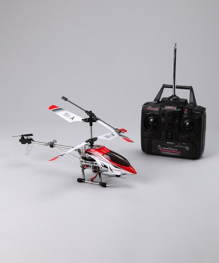 Red Extreme Remote Control Helicopter