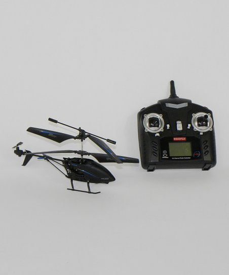 Remote Control Micro Helicopter & Video Camera Set