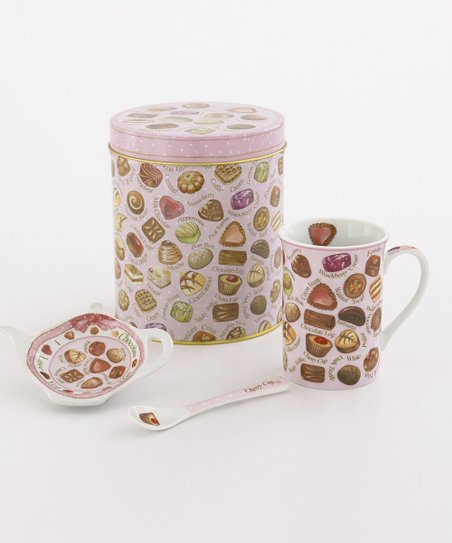 Chocolate Mug Set