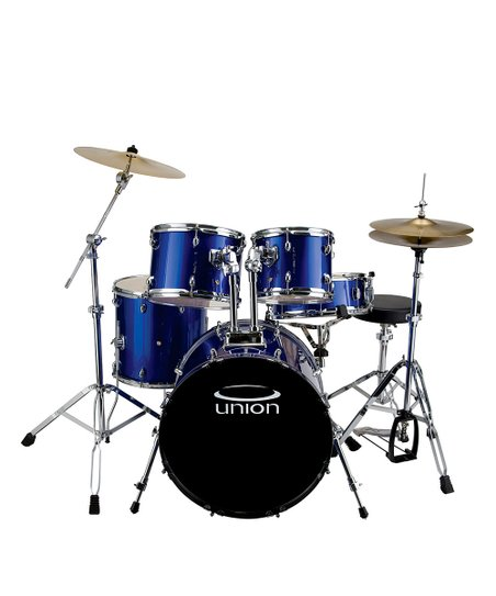 Union Dark Blue U5 Drum Kit