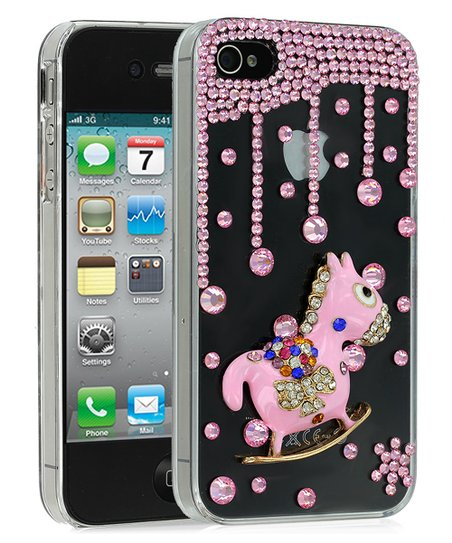 Pink Pony Case for iPhone 4/4S
