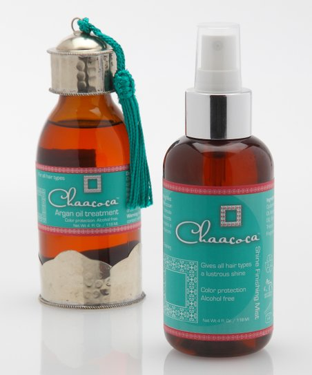 Argan Oil Treatment & Shine Finishing Mist