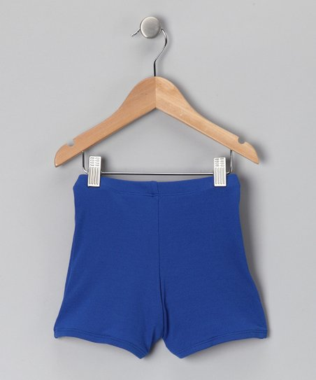 Royal Blue Undershorts - Girls