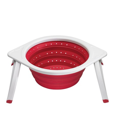 Cherry & Meringue SleekStor 11'' Collapsible Colander