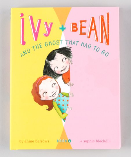 Ivy & Bean: The Ghost That Had to Go Hardcover
