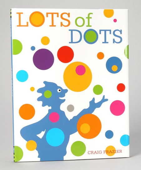 Lots of Dots Hardcover