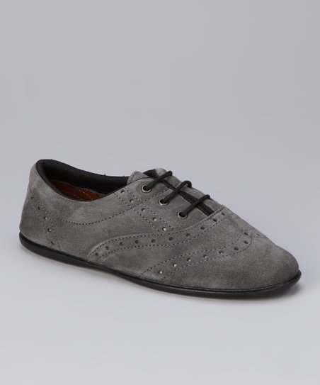 Gray Oxford