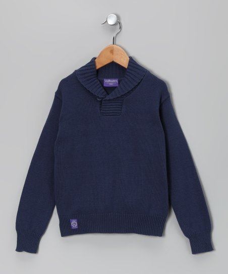 Marine Sweater - Toddler &amp; Boys