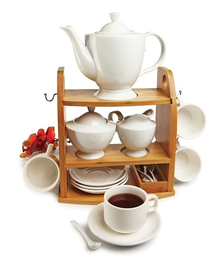 Chantilly Collection Tea Set