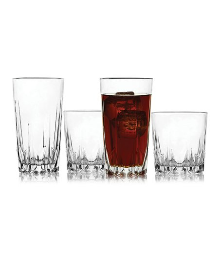 Ambition Entertaining Glass Set