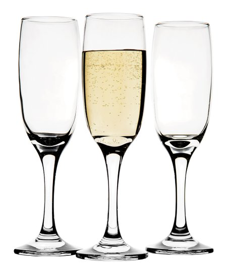 Normandy 6-Oz. Champagne Flute - Set of Six