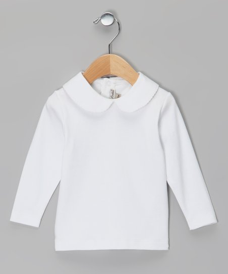 White Top - Infant, Toddler & Girls