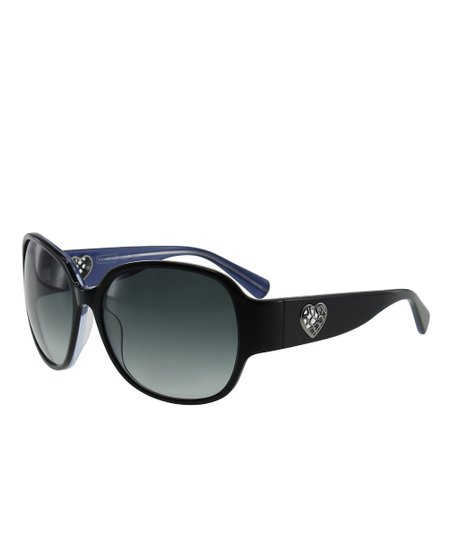 Coach Navy Sunglasses