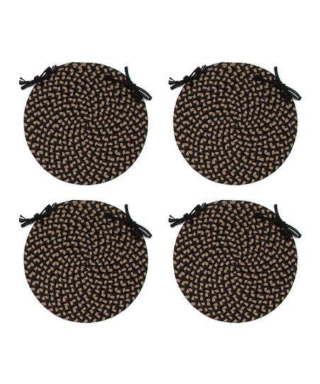 Blackberry Brook Farm Chair Pad - Set of Four