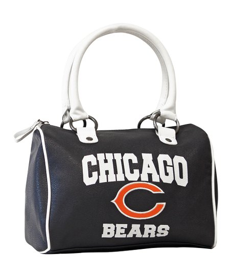 Navy Chicago Bears Cheer Purse